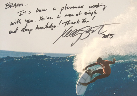 Kelly Slater - 11 Time World Surfing Champion
