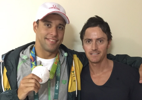 Chad Le Clos - Olympic, Commonwealth and World Swimming Champion