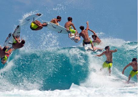 Jordy Smith - Professional Surfer