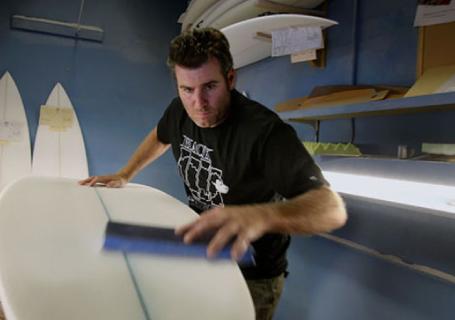 Matt Biolos – legendary Surfboard shaper (Mayhem/Lost Surfboards)