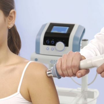 Physio Trainsmart | Services - Extracorporeal Shockwave Therapy